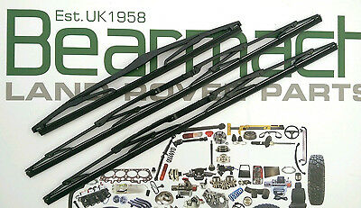 Land Rover Discovery 2, TD5, Wiper Blade Set, For Front & Rear, DKC100890