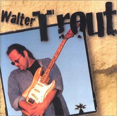 Walter Trout - Walter Trout [New CD]