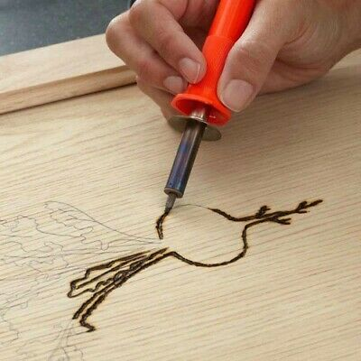 NEW Wood Burning Tool Kit for Pyrography from Hobby Tools Australia