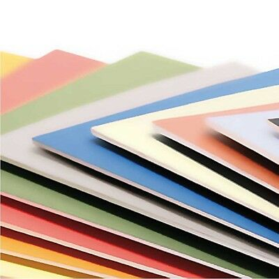 A4 Daler Rowney Mount Board Assorted colours 297 x 210mm