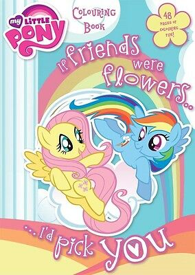 Alligator Books My Little Pony Colouring Book