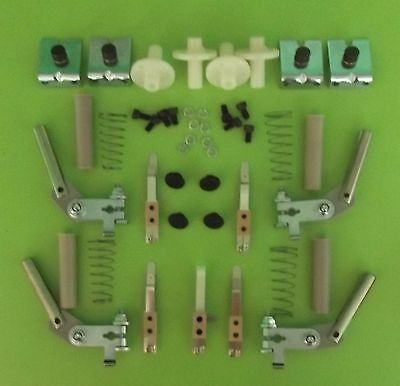 1986 Williams Grand Lizard flipper rebuild kit