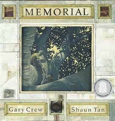 Memorial by Gary Crew Paperback Book Free Shipping!