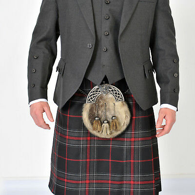 Spirit Of Bruce 8 Yard Wool Made in Scotland Kilt Only £299 All Sizes Now £199