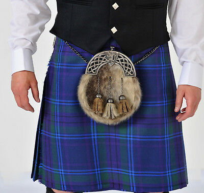 Spirit Of Scotland 8 Yard Wool Made in Scotland Kilt  £299 All Sizes Now £199