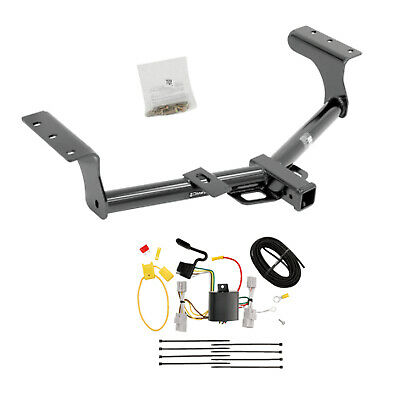 Draw-Tite Class 3 Trailer Receiver Hitch & Wiring for Toyota RAV4