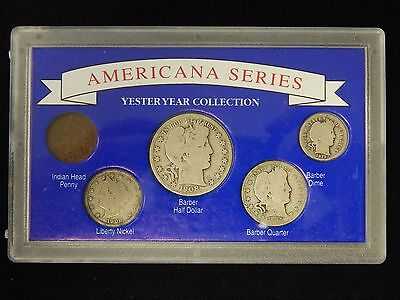 Americana Series - Yesteryear Collection