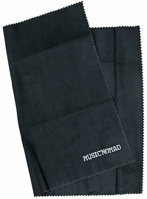 Music Nomad Super Soft Suede Microfiber Guitar Polishing Cloth