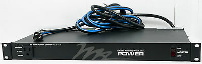 Middle Atlantic Products Power PD-915R Surge Protectors in good condition