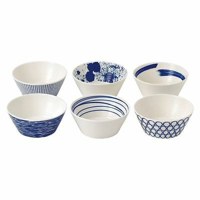 NEW Royal Doulton Pacific Bowl, 11cm (Set of 6)