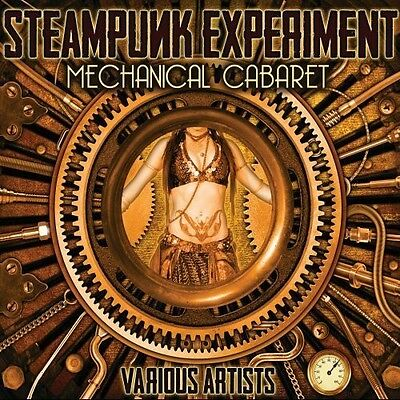 Various Artists, Ste - Steampunk Experiment / Various [New CD]