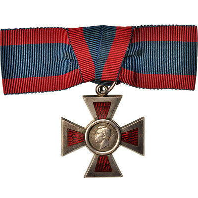 Decorations, United Kingdom , Royal Red Cross, 2nd Class, G.VI.R., 1st #410434