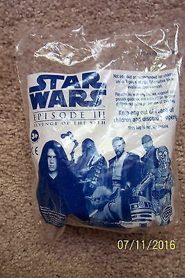 Star Wars Episode III Revenge of The Sith Burger King Toy - NIP