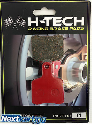 H-Tech -  Tony Kart Brake Pads  - Nextkarting Kart Shop -