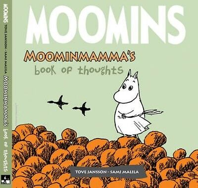 Moomins: Moominmamma's Book of Thoughts by Sami Malila Hardcover Book (English)