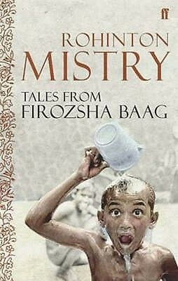 Tales from Firozsha Baag by Rohinton Mistry Paperback Book