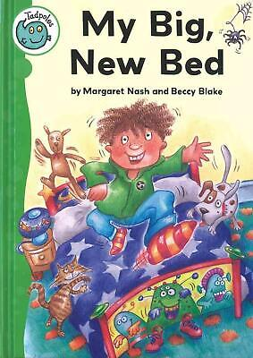 My Big, New Bed by Margaret Nash (English) Paperback Book Free Shipping!