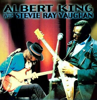 Albert King, Albert King & Stevie Ray Vaughan - In Session [New Vinyl]