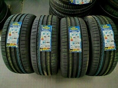 4 Pneumatici auto 225/45 17 94Y RIKEN MAYSTORM 2 By Michelin gomme nuove estive