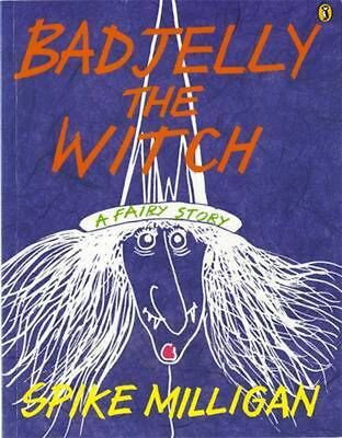 Bad Jelly the Witch by Spike Milligan Paperback Book