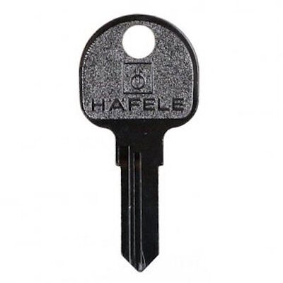 HAFELE Genuine Key Blanks -Suits Symo 3000 Locks Free Post! HASYMO3000