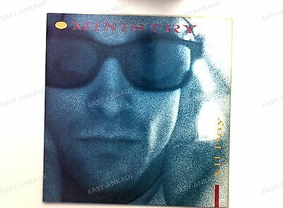 Ministry - All Day / Everyday (Is Halloween) US Maxi 1985 //1