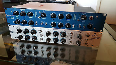 Tube-Tech LCA 2B Kompressor / Limiter - Dual Channel Tube Compressor