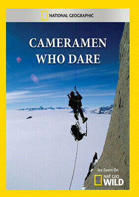 National Geographic: Cameramen Who Dared (2013, DVD NEW) DVD-R