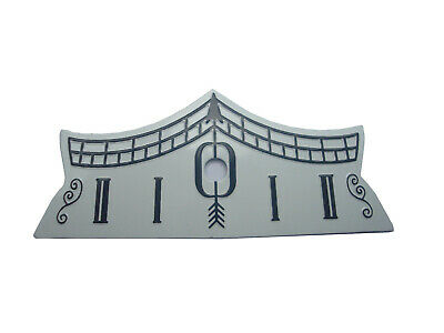 New - Replacement Vienna Clock Beat Setting Plate