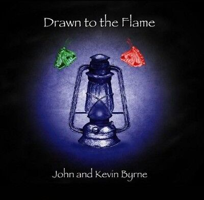 Arundo-John & Kevin Byrne - Drawn to the Flame [New CD]
