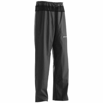 Husqvarna High Quality Rain Trousers - Wind & Water Resistant - All Sizes
