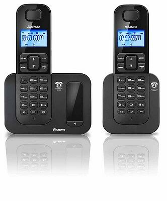 Binatone Shield 6015 Call Blocker Twin Cordless Telephone With Answering Machine