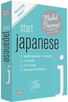 Start Japanese (Learn Japanese with the Michel Thomas Method by Helen Gilhooly (