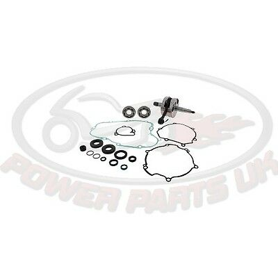 CRANKSHAFT KIT COMPLETE WISECO For Kawasaki KX 85 A Kleinrad