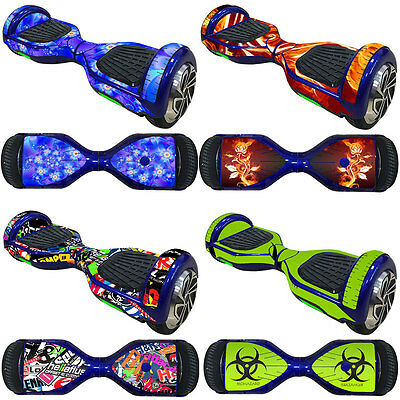 Skin Sticker Cover For 2 Wheels Smart Self Balancing Electric Scooter Hoverboard