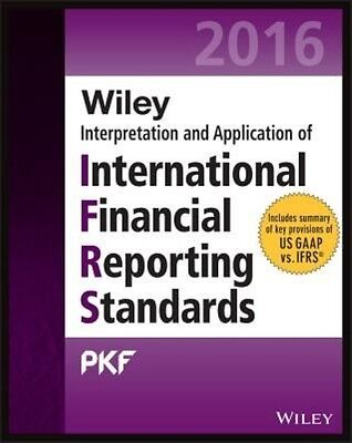 Wiley IFRS 2016 - Interpretation and Application  of International Financial Rep