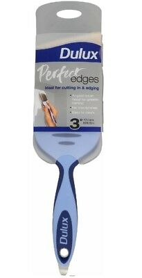 Dulux - Perfect Edges Angle Paint Brush - 3""