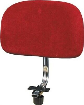 GIBRALTAR BACKREST PADDED DRUM THRONE for Roc-N-Soc SEAT - RSGBR