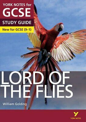 Lord of the Flies: York Notes for GCSE (9-1) by Kemp, Ms Beth Book The Cheap
