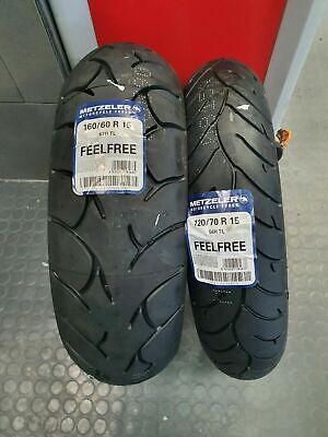 Coppia gomme Scooter Michelin Pilot Power 3 120/70 15 + 160/60 15 T MAX 500 530