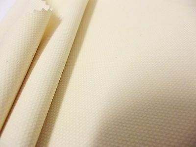 Waterproof Polyester Nylon P.V.C Oxford Fabric Material - CREAM