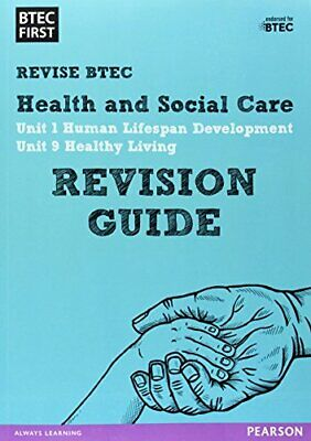 BTEC First in Health and Social Care Revision Guide (BTEC Fir... by Harry Styles