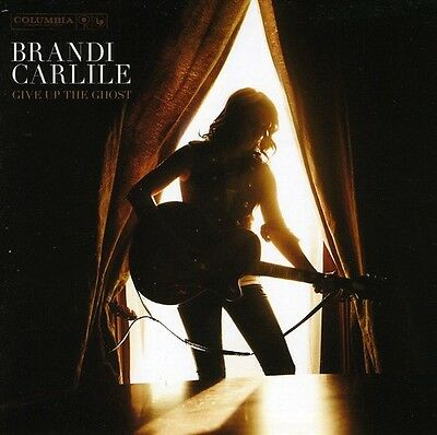 Brandi Carlile - Give Up the Ghost [New CD] UK - Import