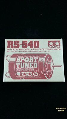 Tamiya 53068 RC Motor 23T Brushed 540 - RS540 Sport Tuned