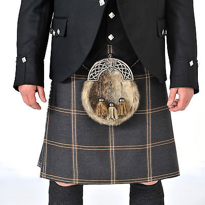 """25"""" Drop Eternity 8 Yard Wool Made in Scotland Kilt Only £299 All Sizes £199"""