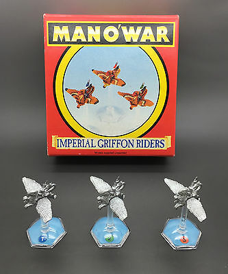 Games Workshop Warhammer Fantasy Battle Man O War Imperial Griffon Riders