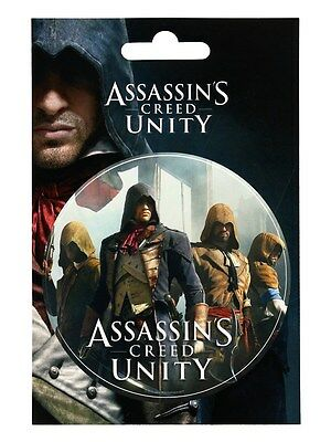 Assassin's Creed Unity Sticker 10x15cm