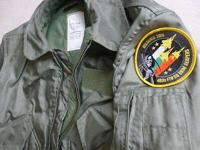 493 FS GRIM REAPERS F15 Strike Eagle Patch BULGARIA fighter squadron Lakenheath