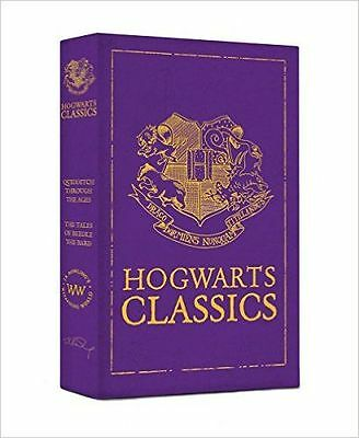 Hogwarts Classics (Harry Potter) Boxed Set - by J.K. Rowling