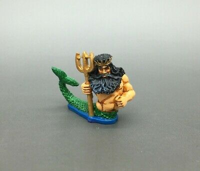 Games Workshop Warhammer Fantasy Battle Man O War Sea Monster Triton